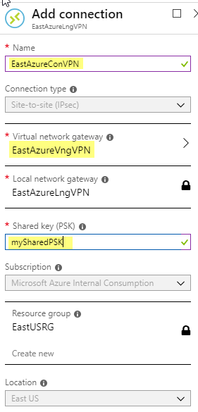 Creating a site-to-site Azure VPN with PFSense | SCOM Maintenance
